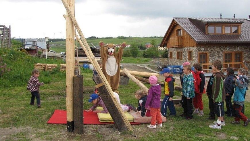 Dětský svět a horské káry Novako